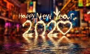 Image result for new year 2020 wish